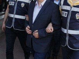 Konya'da açığa alınan vali yardımcıları gözaltına alındı