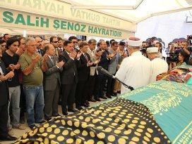 Osmaniyedeki kazada hayatını kaybedenler toprağa verildi