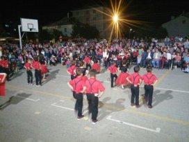 Seydişehirde okullarda yıl sonu etkinlikleri başladı