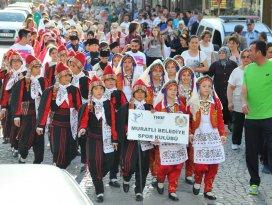 Halkoyunları Minikler Türkiye Şampiyonası sona erdi