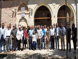 Ahmet Akman Ermenek Kültür ve Turizm Çalıştayı'na katıldı