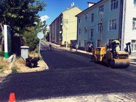 Seydişehir'de yolu asfaltsız mahalle kalmayacak