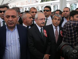 Şehit cenazesinde Kılıçdaroğlu protestosuna 4 gözaltı