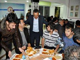 Seydişehirde her gün 500 kişiye iftar