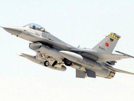 Teröristler hava operasyonuyla etkisiz hale getirildi