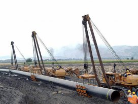 Doğu Akdeniz gazını Avrupaya taşıyacak alternatif boru hattı