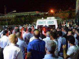 Kazada ölenlerin cenazeleri Şanlıurfaya ulaştı