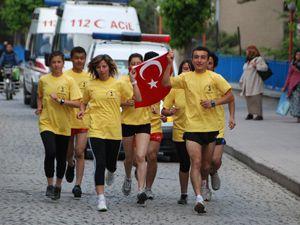 Akşehirden Konyaya koşacaklar