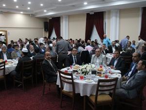 MÜSİAD Konya Şubesinde geleneksel iftar programı