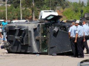 Adanadan acı haber: 1 polis şehit