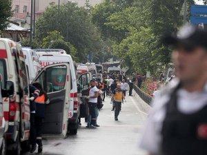 Veznecilerdeki terör saldırısına ilişkin 3 tutuklama