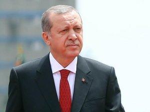 Cumhurbaşkanı Erdoğandan şehit ailesine taziye telgrafı