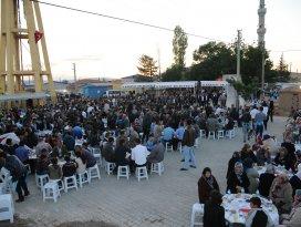 7 mahalle Akörenkışla iftar programında buluştu