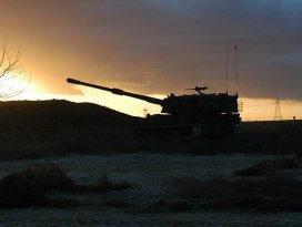 Suriyenin kuzeyindeki DAEŞ hedefleri Fırtına obüsleri ile vuruldu