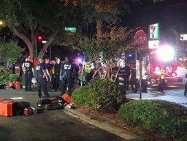 ABDde gece kulübünde silahlı saldırı: 20 ölü