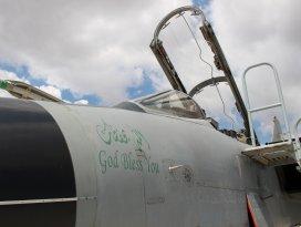 Suudi savaş uçaklarında dikkat çeken detay