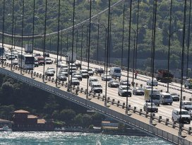 İstanbuldaki bazı yollarda 54 gün yol çalışması yapılacak