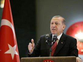 Erdoğan: Kimse tahammülümüzü test etmesin
