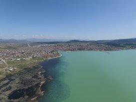Beyşehir Gölü'nde balık av yasağı bitiyor