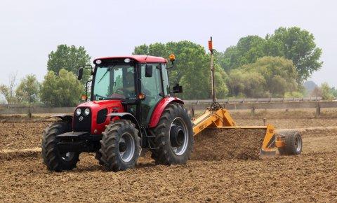 Traktör sayısındaki yıllık artış 70 bini aştı