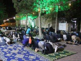 Mevlana kentinde ramazan coşkusu