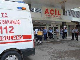 Adanada yaralı polis Mehmet Oflaz hastanede şehit oldu