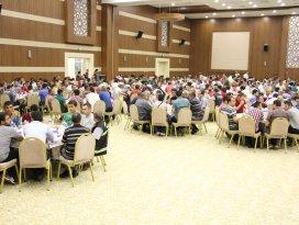 Karatay Belediyesinde iftar coşkusu