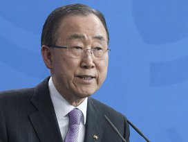 Ukraynadan BM Genel Sekreteri Bana tepki