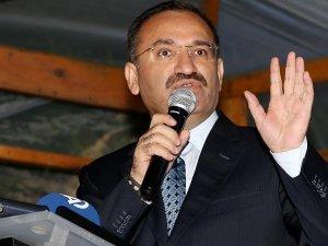 Bozdağ: AK Parti milletvekilleri ifade vereceklerdir