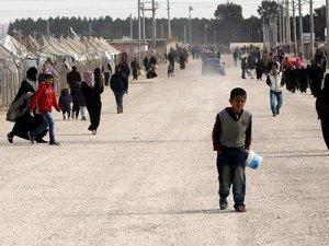 Geçen yıl yaklaşık 2,5 milyon Suriyeli Türkiyeye sığındı