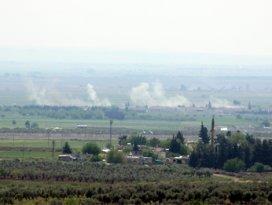 DEAŞ hedefleri vuruldu: 8 terörist öldürüldü