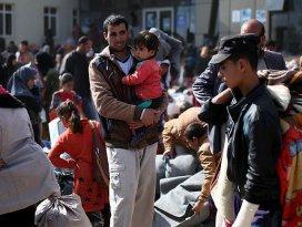 Musuldan 600 iç göçmen aile kaçtı