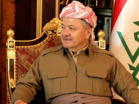 Barzani, Irak ile ABD heyetlerini kabul etti