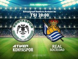 Konyaspor, İspanyol temsilcisiyle özel maça çıkacak