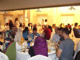 Özel Konya Hospital ailesi iftarda buluştu