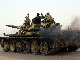 Libyadaki DAEŞ operasyonları: 36 ölü