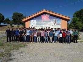 Beyşehirde gençlik kampları başladı