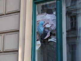 Hollanda'da Türk camisine saldırı