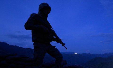 Hakkari'de 9 terörist öldürüldü