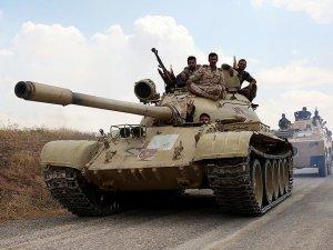 Bin 300 DAEŞ militanı öldürüldü
