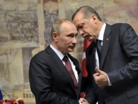 Erdoğandan Putine mektup