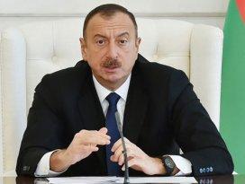 Aliyevden Cumhurbaşkanı Erdoğan'a taziye