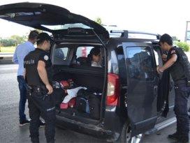 Atatürk Havalimanı'nda güvenlik önlemleri arttırıldı