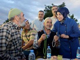 Meram'da kardeşlik iftarları sürüyor