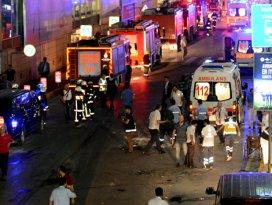 Atatürk Havalimanındaki terör saldırısında ölenlerin sayısı 44e yükseldi
