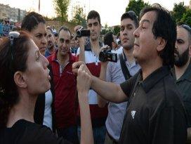 Polis müdüründen HDPli vekillere kapak!