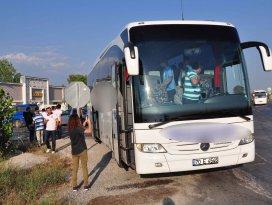 Manavgatta silahlı çatışma: 1 ölü, 1 yaralı