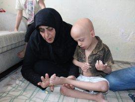 Suriyeli çocuğun iyileşmeyen hastalığı