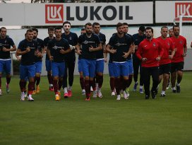 Trabzonsporun yurt dışı kampı yarın başlıyor