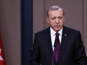 Erdoğandan şehit ailesine başsağlığı